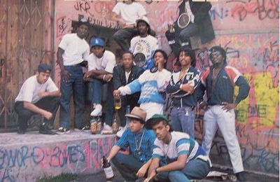 Hip-Hop History 1987 (part2) on RBS