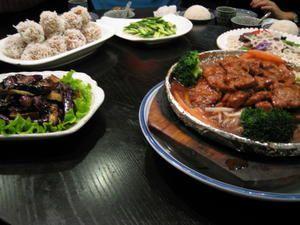 Restaurant Impérial à Pékin