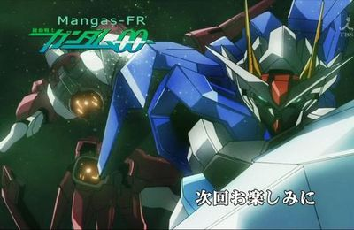 Gundam 00 s02 02 vostfr : Moteurs jumeaux