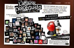 Wanted : L'affaire Dolce Gusto