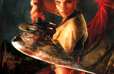 Heavenly Sword - Nariko, Goddess of War