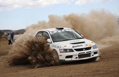 KCB Safari Rallye 2009, de la poussière, des déceptions et un vainqueur !!!
