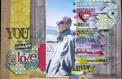 "un air de scrap propose ""un air de printemps"" !!"