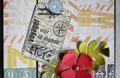 mini album selon NINI sur MADE IN SCRAP