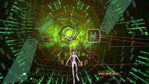Dans ma Xbox 360 : Rez HD
