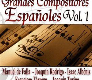 Grandes compositores españoles