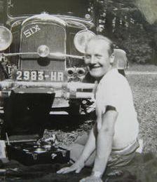 Mon grand-père maternel: un héritage intergénérationnel
