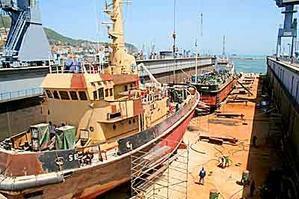 La construction et la réparation navale en Algérie