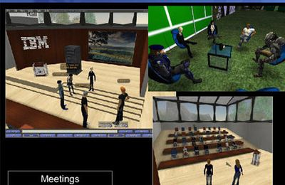 Second Life : la version professionnelle offerte pour 36 K€