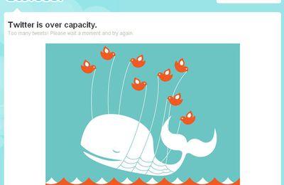 Twitter victime de son succès ?