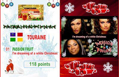 La touraine gagnante de lEuroforum de Noël 2008