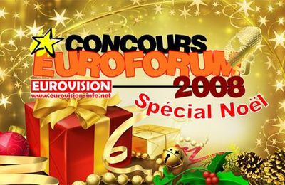 Previews Finale Euroforum Noël 2008