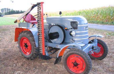 Détail sommaire de la gamme Kramer - 1950 à 1970