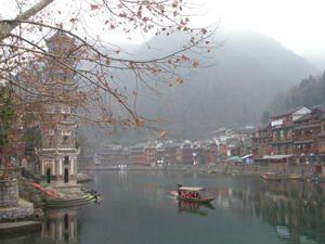 Fenghuang : la ville du phénix