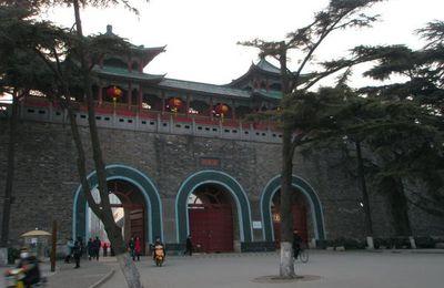 Nanjing : une ville reposante après Shanghai