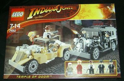 Collection LEGO Indiana Jones - Sommaire