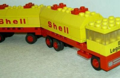 688 - Le camion-citerne Shell / Tank Truck