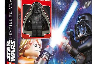 5002198 - DVD LEGO Star Wars - L'empire en vrac