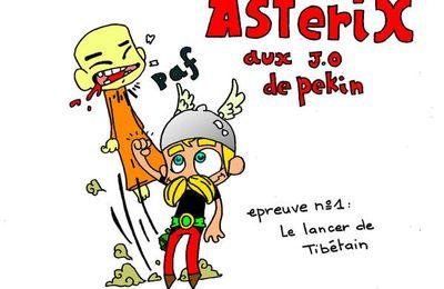 Asterix aux jO