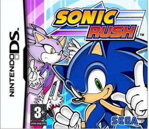 Sonic rush adventure rom ds