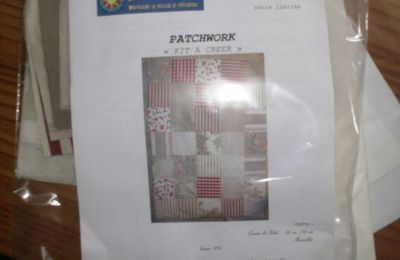 kit de patchwork