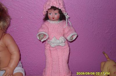 ma poupée ( suite)