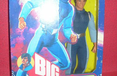 BIG JIM star commander - MATTEL