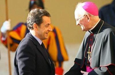 Laïcité : le parti socialiste est choqué du caractère anti-républicain des propos de Nicolas Sarkozy