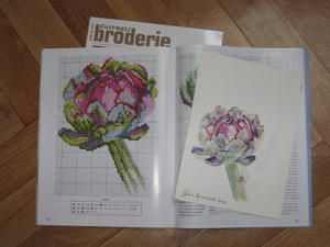 Ouvrage Broderie