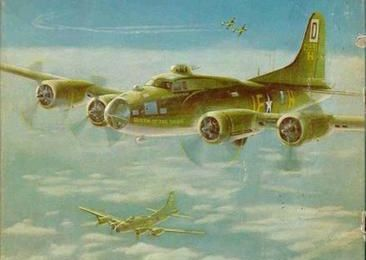 B-17 Queen of the Skies : la legende !