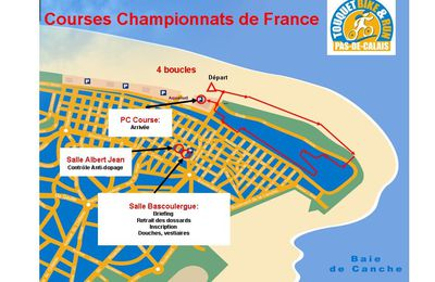 Bike and run du Touquet: championnat de France