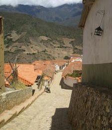 La route des villages du Sud