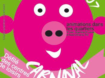 Stage affiches - Janvier 2007 - Carnaval de ma ville