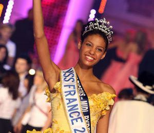 Chloé Mortaud Miss France 2009: la vérité si je mens!