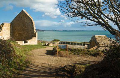 Batteries de défense de côte (Finistère)
