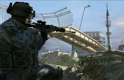 dossier special Call of Duty : Modern Warfare 2.