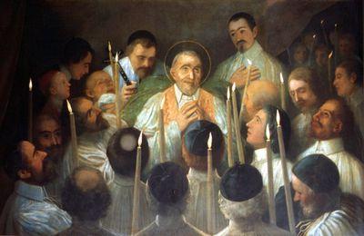 27 septembre : fête de Saint Vincent de Paul