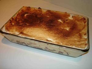 Trifle géant de mascarpone aux petits beurres