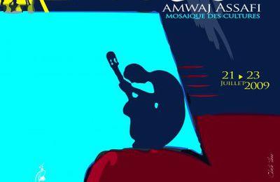 """Festival """"Amwaj Assafi"""" du 20 au 23 juillet 2009"""