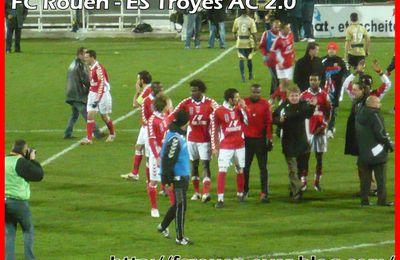 17e Journée FC Rouen - ES Troyes AC 2.0