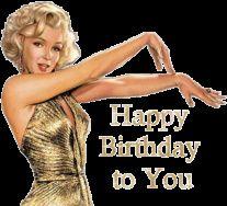 Joyeux anniversaire ... ...
