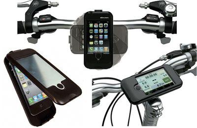 Utiliser votre iphone sur le vélo