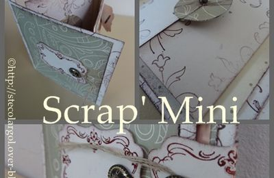 Scrapbooking - Tutos DIY Gratuits