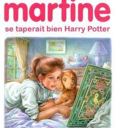 Martine coupe sa dreu à la Mousline