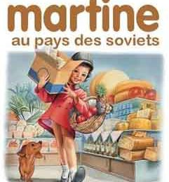 Martine emménage à Moulinsart