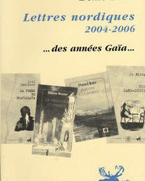 Publications du second semestre 2007
