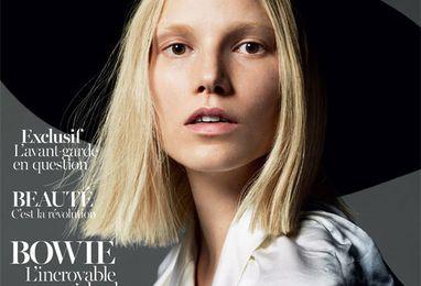 Vogue : la culture pub