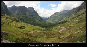 Ecosse : Highlands