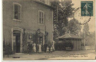 Château l'Evêque