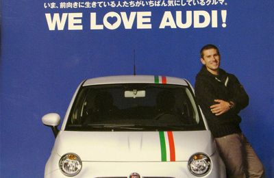 Cover of ENGINE, number one car's magazine in Japan